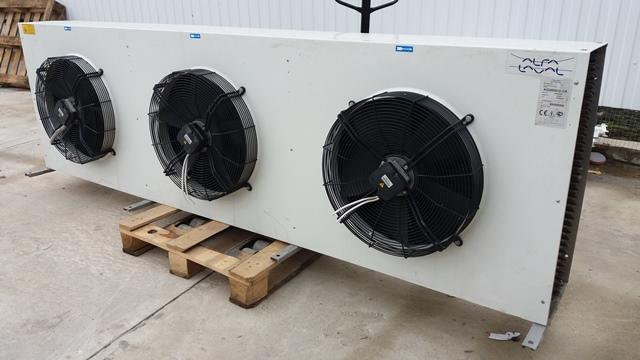Холодильная централь на базе двух Copeland ZB45