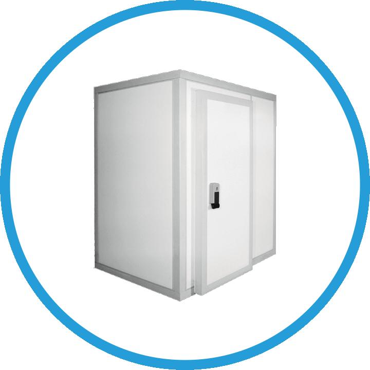 Холодильные камеры под свои размеры