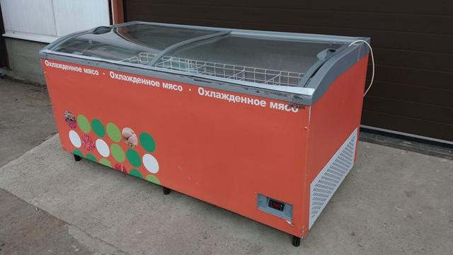 Морозильная бонета Ugur UMD 1850 FR&CL б/у
