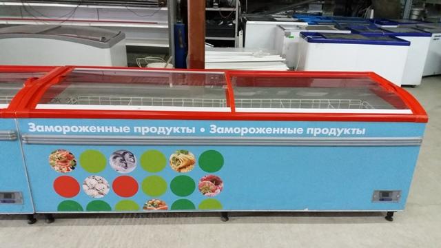Морозильная бонета Ugur UMD 2500 FR