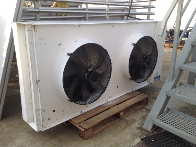 Холодильная централь на двух Copeland ZB 45