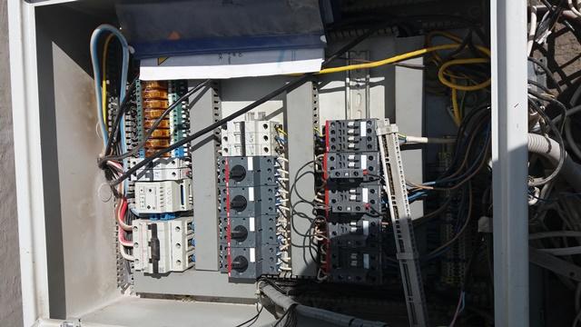 Холодильная централь на базе четырех Frascold