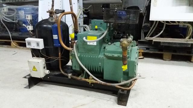Холодильный агрегат Bitzer 4TCS-8,2