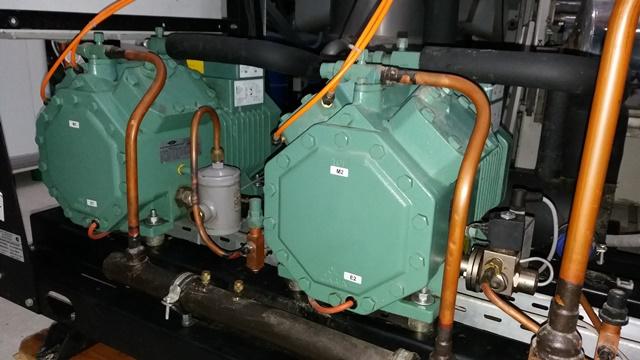 Холодильный агрегат Bitzer 4FC-5,2 б/у (260 м3)